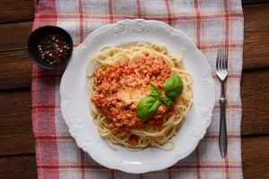 The Perfect Spaghetti Bolognese – American Style