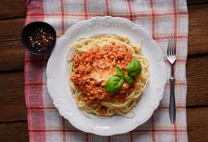 Spaghetti Bolognese | Foodal.com
