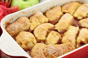 Scrumptious Apple Dumplings
