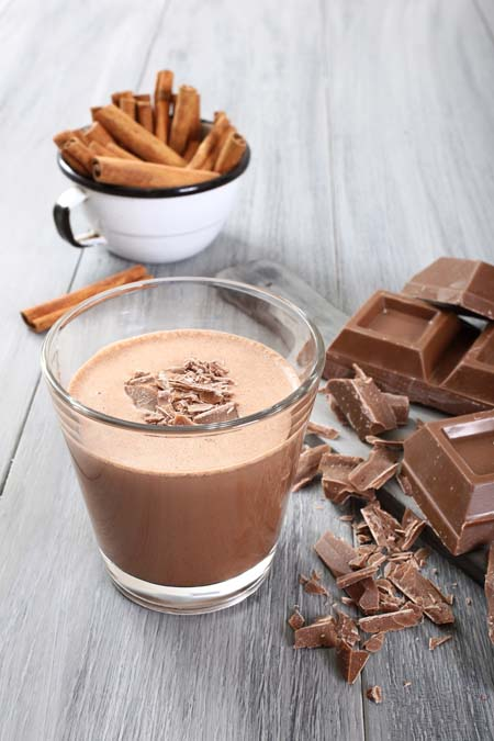 The Best Hot Chocolate - Foodal.com
