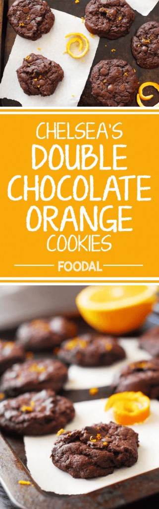 Do you like lots of chocolate with a hint of orange? If so, these quick and easy to make double chocolate orange cookies should be right up your alley! Minimal kneading required. Read more to get the recipe and the techniques to make up a batch now. https://foodal.com/holidays/christmas/chelseas-double-chocolate-orange-cookies/