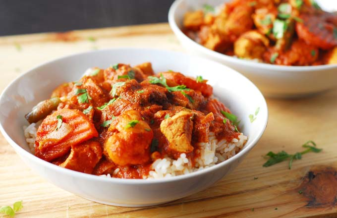 Cape Malay Chicken and Vegetable Curry - Foodal