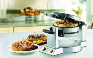 Make Your Mornings Complete With a Waring Belgian Waffle Maker