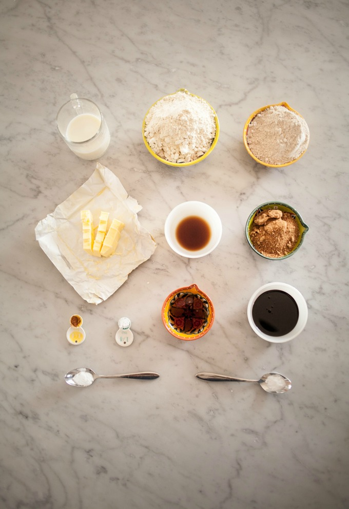 graham cracker ingredients