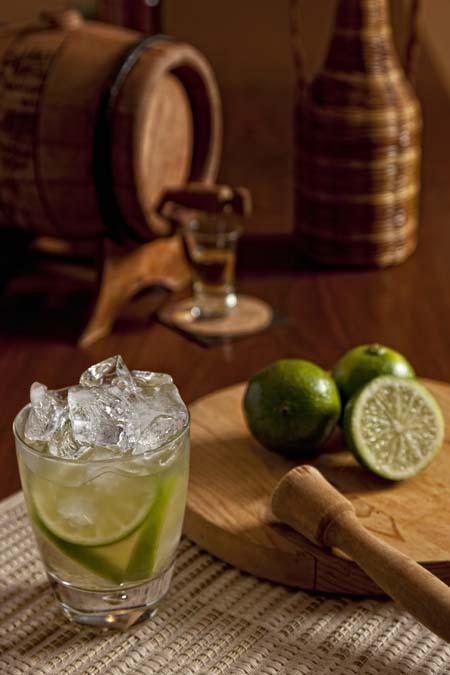 Brazilian Lime Caipirinha | Foodal.com