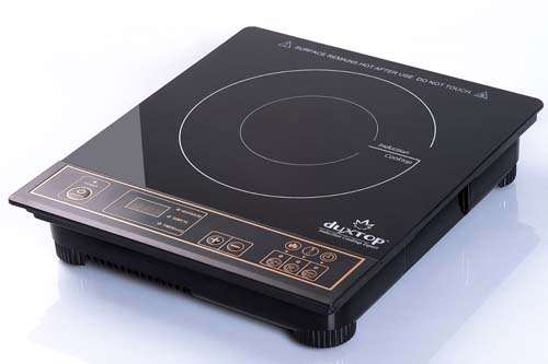 DUXTOP 1800 Watt Portable Induction Cooktop Countertop Burner 8100MC |  Foodal.com