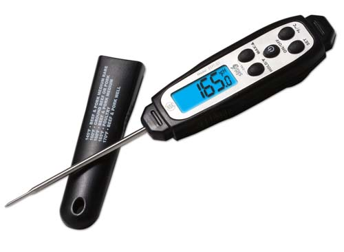 EatSmart Precision Pro Digital Thermometer | Foodal.com