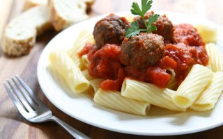 Goulash with Tukey Meatballs | Foodal.com