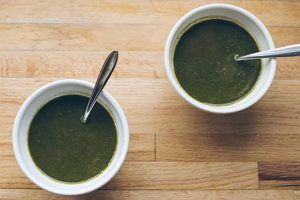 Green Healing Soup