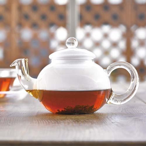 Hario 800ml Jumping Tea Pot | Foodal.com