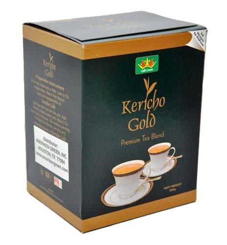 Kenya Kericho Gold Premium Black