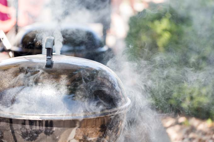 Use Smoke To Add Flavor To Your Grilling