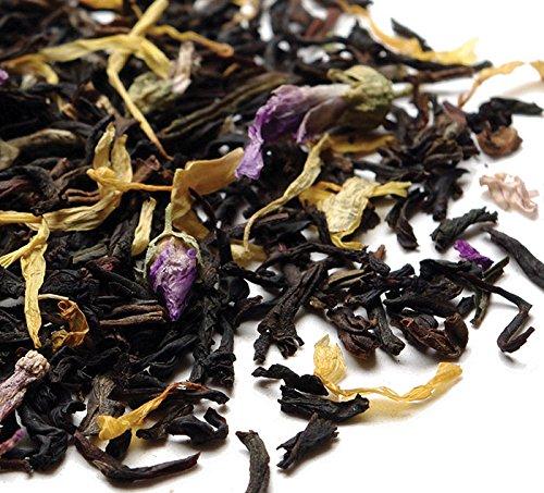 Lady Grey Blue Organic Black Loose Leaf | Foodal.com