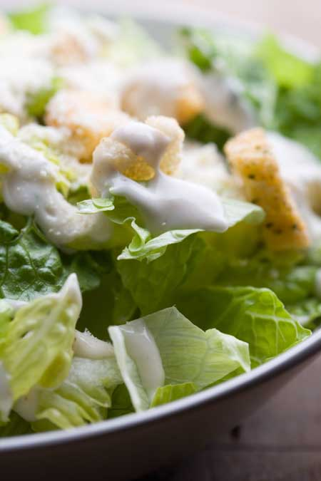 Authentic Caesar Salad | Foodal.com