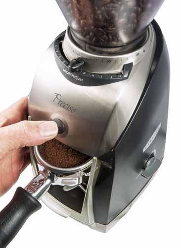Baratza Preciso - Conical Burr Coffee Grinder | Foodal.com