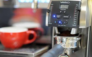 The Baratza Vario Ensures an Optimal Grind