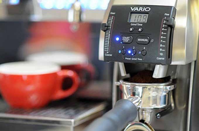 Baratza Vario Coffee Grinder Review   Foodal.com