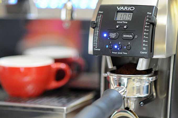 Baratza Vario Coffee Grinder Review | Foodal.com