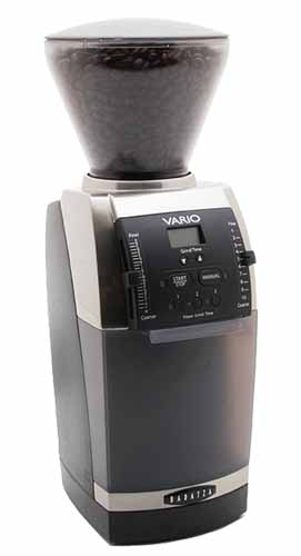 Baratza Vario Coffee Grinder | Foodal.com