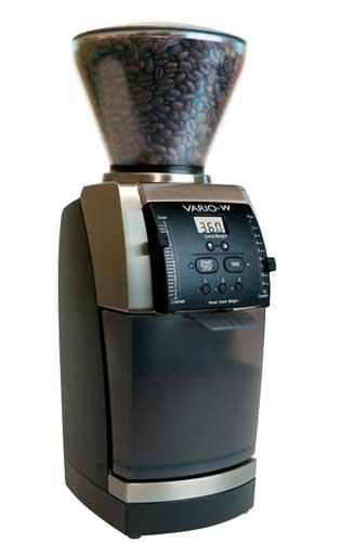 Baratza Vario W Coffee Grinder | Foodal.com