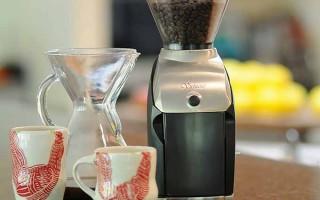 Baratza Virtuoso Ceramic Conical Burr Coffee Grinder | Foodal.com