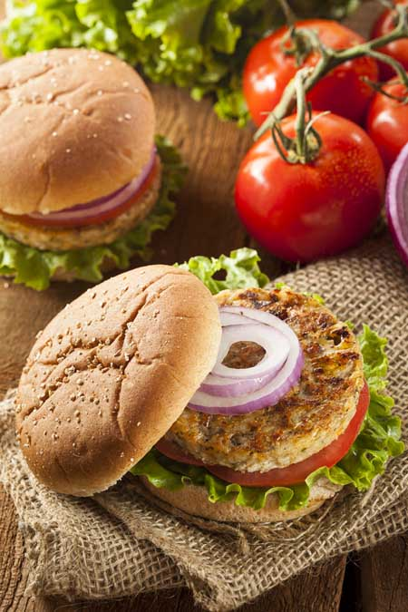 Black Bean Burgers | Foodal.com