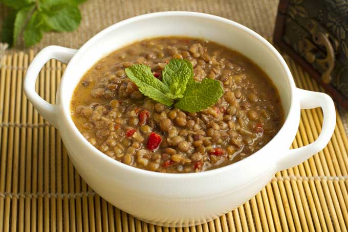 Bowl of Lentil Soup | Foodal.com