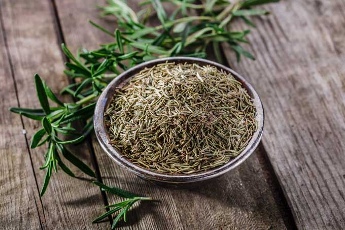 Dried and Fresh Rosemary | Foodal.com