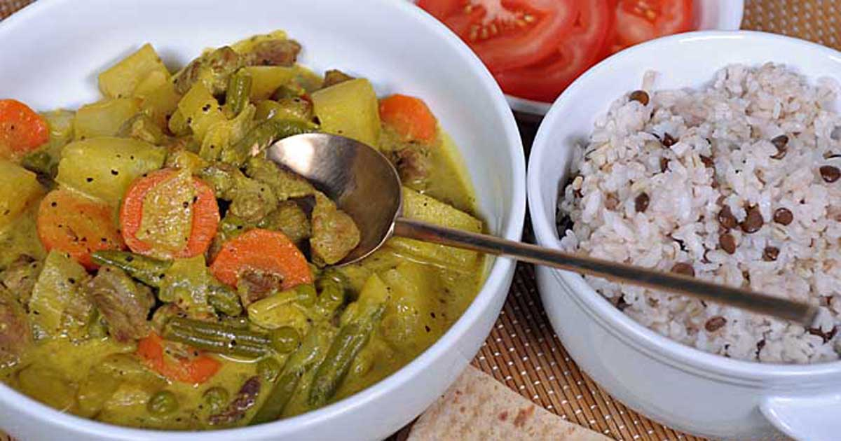 The best quick and easy indian lamb curry recipe foodal forumfinder Gallery