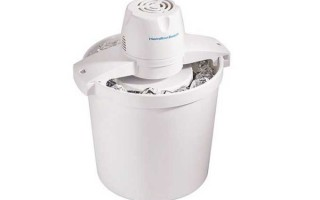 Hamilton Beach 68330N 68330R 4-Quart Automatic Ice-Cream Maker Review | Foodal.com