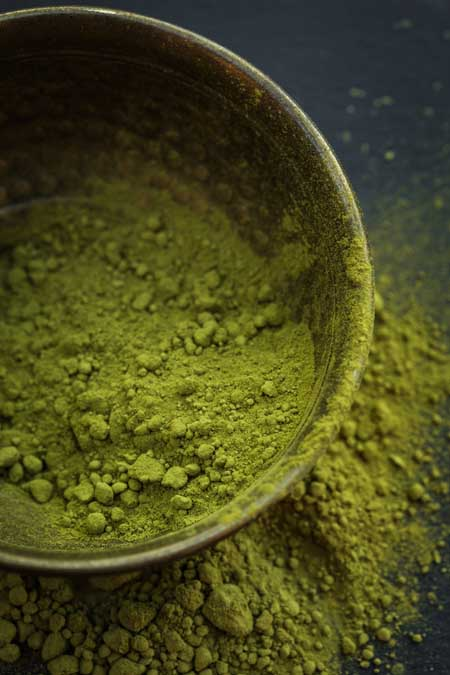 Japanese Green Tea Powder - Matcha | Foodal.com