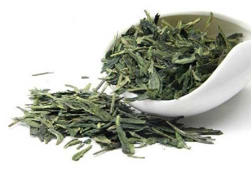 Longjing Green Tea - Premium Dragon Well Loose Leaf - by Nature Tea | Foodal.com