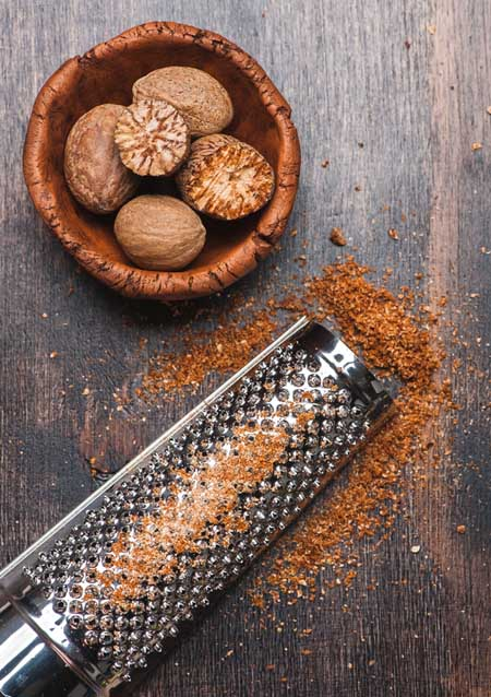 Nutmeg and Microplane | Foodal.com