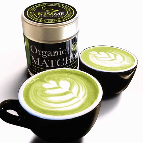Organic Matcha Green Tea Powder Ceremonial Grade