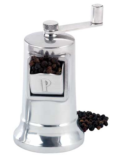 Perfex Crank Pepper Mill 4 5 Inch