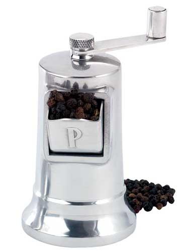 Perfex Crank Pepper Mill 4 5 Inch