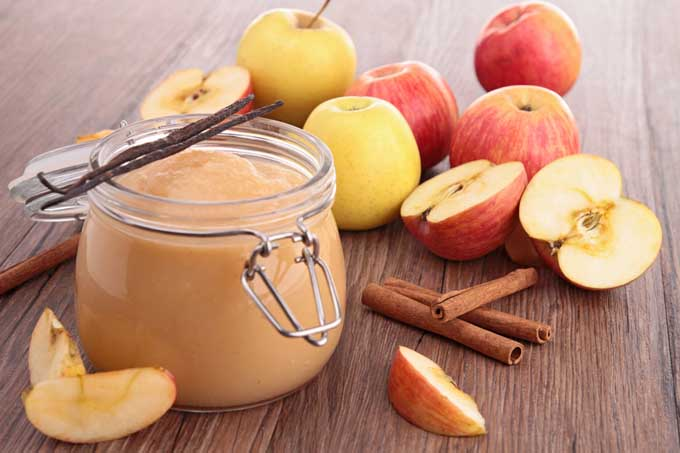 Pressure Cooker Maple Cinnamon Applesauce | Foodal
