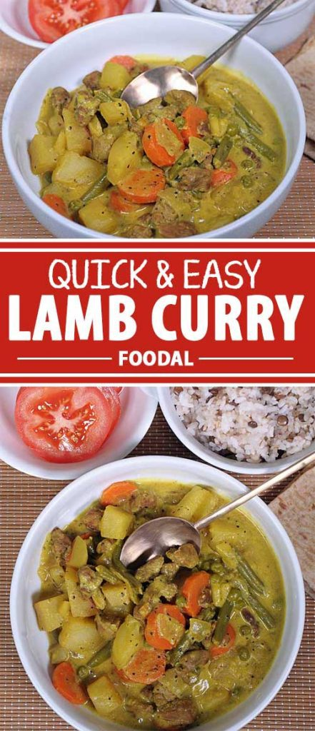 Think of beautiful cuts of lamb, fresh vegetables, aromatic spices filling the kitchen - an exotic dish that will make your senses sit up and take notice! Try Foodal's quick and easy lamb stew recipe today.