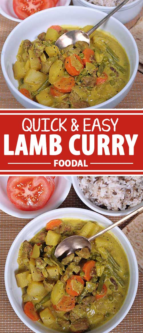 Think of beautiful cuts of lamb, fresh vegetables, and aromatic spices filling the kitchen - an exotic dish that will make your senses sit up and take notice! Try Foodal's quick and easy lamb stew recipe today.