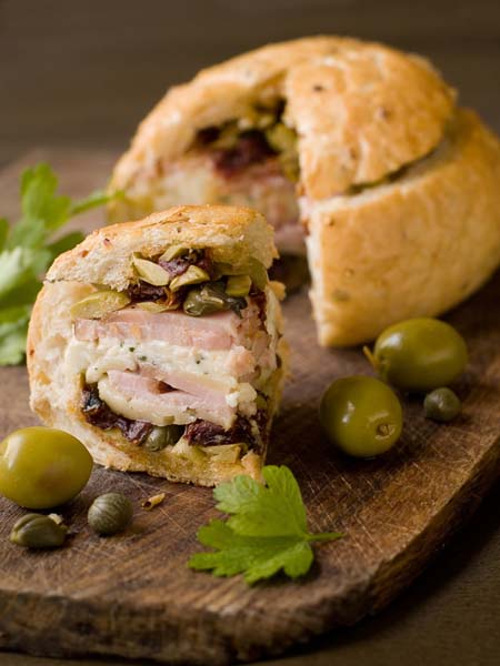 The Authentic New Orleans Muffuletta Sandwich Recipe | Foodal.com