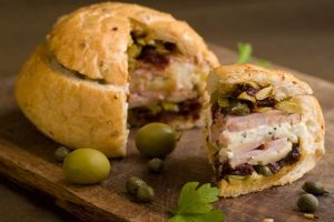 The New Orleans Muffuletta