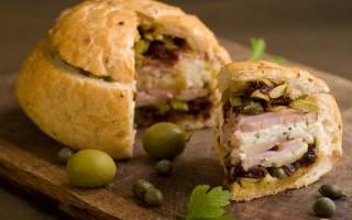 The Original New Orleans Muffuletta Sandwich Recipe | Foodal.com