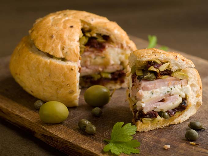 The Orginal New Orleans Muffuletta Sandwich Recipe | Foodal.com