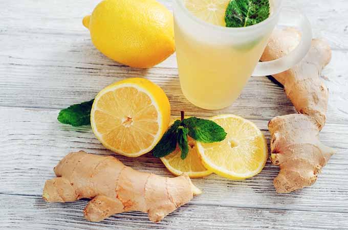 Ginger Lemon Tea   Foodal.com