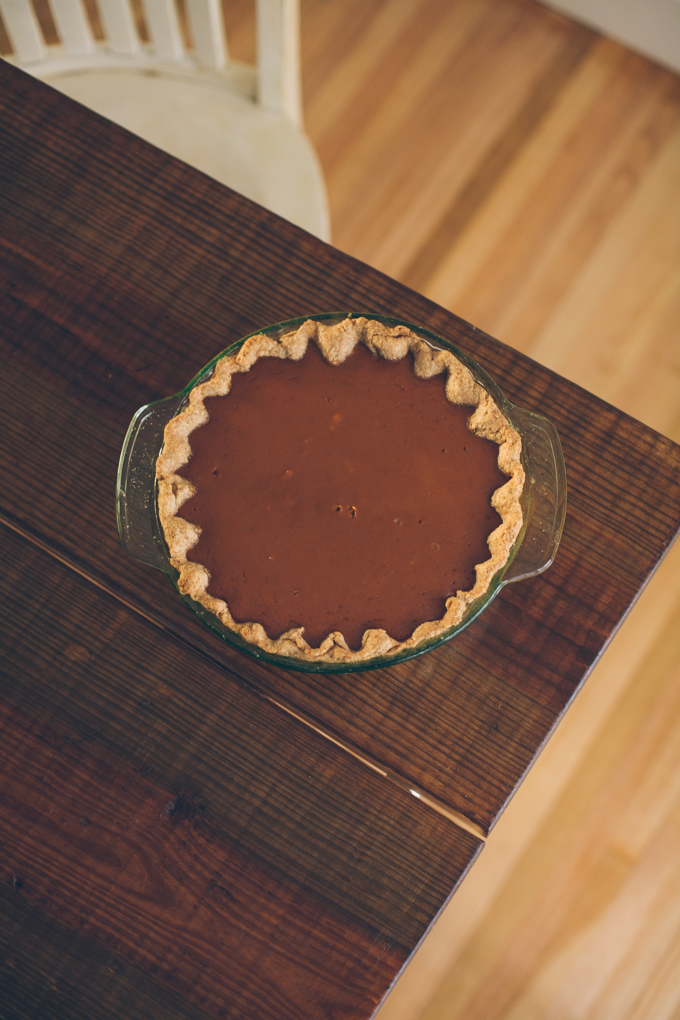 make a pie - step 15 - finished pie