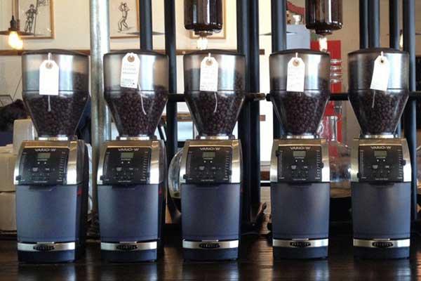 Vario-W grinders at work | Foodal.com
