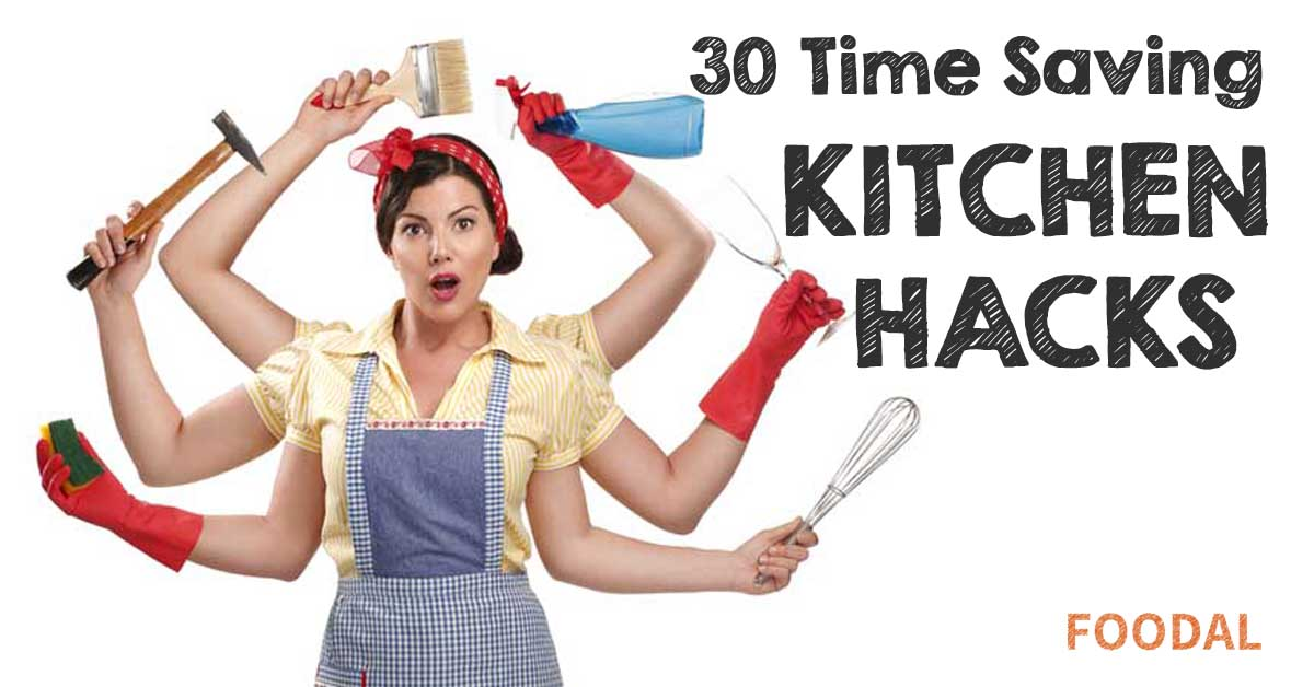 9b933b68473a 30 Tips For Saving Time In The Kitchen - Foodal