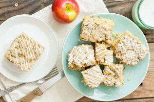 Vegan Apple Breakfast Cake