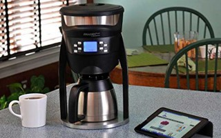 The Behmor Brazen Plus Coffee Brewer: Get Pour Over Taste With Automatic Drip Convenience