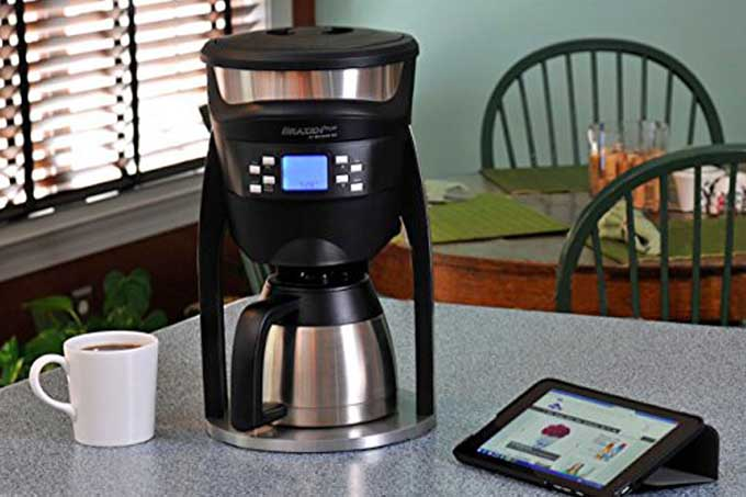 Behmor Brazen Plus Temperature Control Coffee Maker Review | Foodal.com